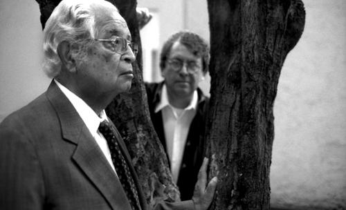 Ali-Chumacero-con-Carlos Montemayor