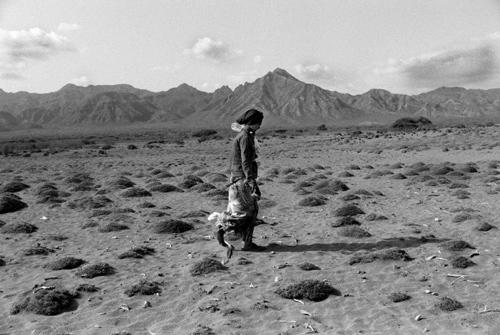 Habiba 16 anni in cammino verso Tadjoura