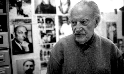 Maurice Nadeau a la Quinzaine Littéraire