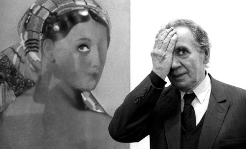 Miklos Hubay al Centro Pompidou a Parigi