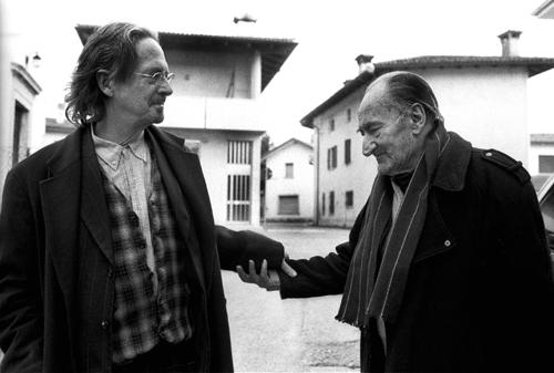 Peter Handke e il partigiano Cid a Udine