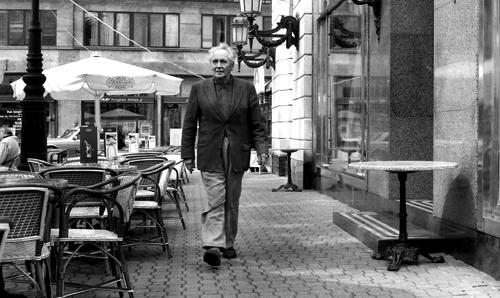 Miklos Hubay a Budapest