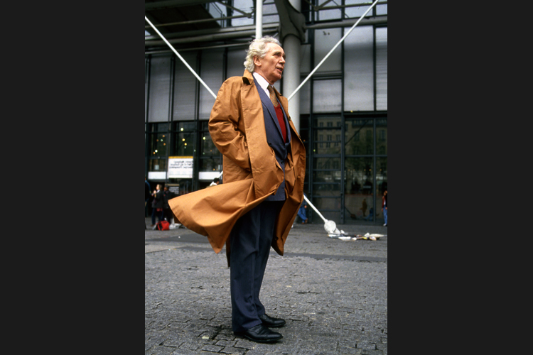 Miklos Hubay a Parigi
