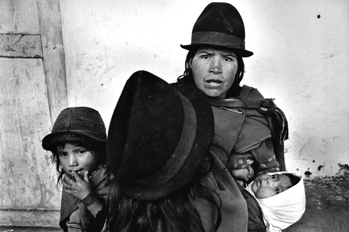 Maternità del Chimborazo