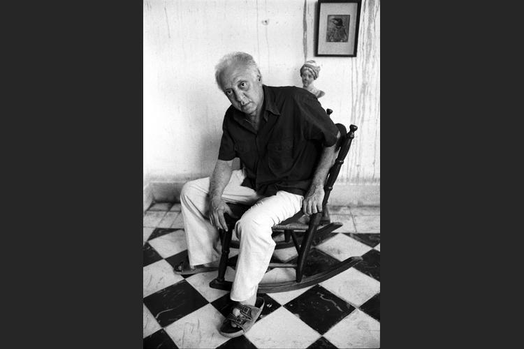 Cesar Lopez a Cuba