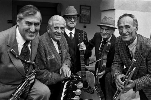 L'orchestra La Favorita (Valvasone,1993)