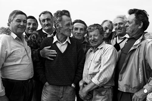I compagni di Santa Sabida (Greto del Tagliamento,1992)