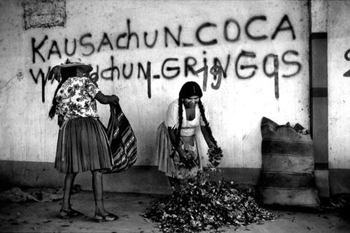 Al mercato della coca - Entre Rios - Chapare