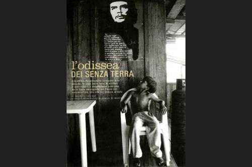 Colombia-L'odissea dei senza terra