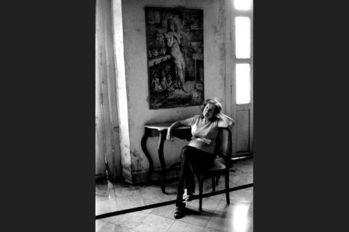 Carilda Oliver Labra a Cuba