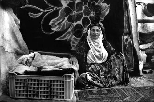 Maternità dell'esodo-Tendopoli di Kesan-Provincia di Edirne