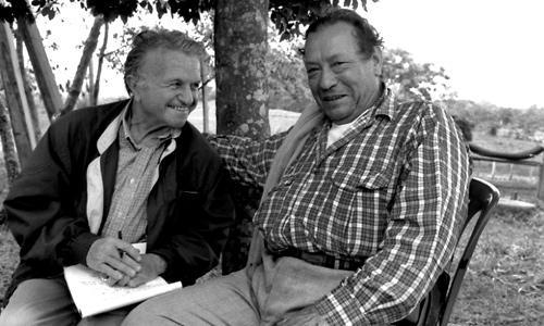 Marulanda Manuel con Ettore Mo
