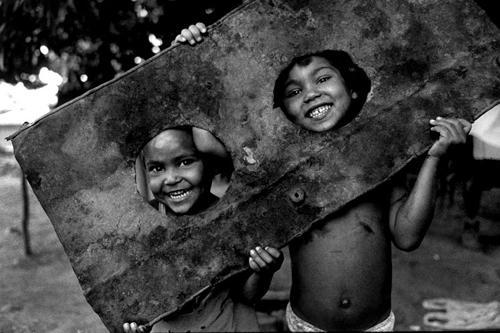 Bambini-Accampamento Agroisia-Pernambuco