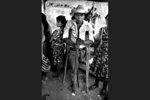 Indigeni Guahibos solidarizzano con gli U'wa