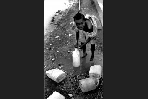 Si recupera l'acqua potabile come si può