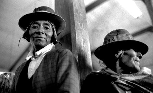 Assemblea dei cocaleros e dei senza terra - Oruro
