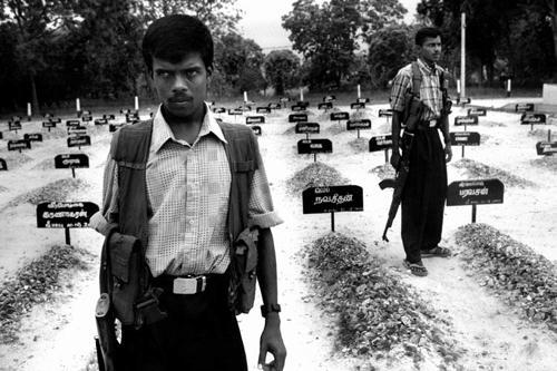 Cimitero dei combattenti tamil-Batticaloa