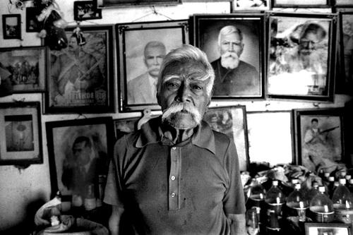 Emeterio Pantaleon colonnello dell'armata di Emiliano Zapata-Anenecuilco-Morelos