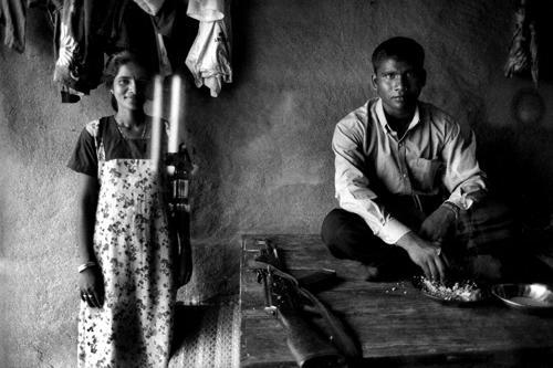 Kanalan combattente delle Tigri Tamil-Batticaloa
