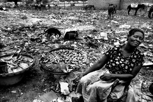 Al mercato di Cap Haitien