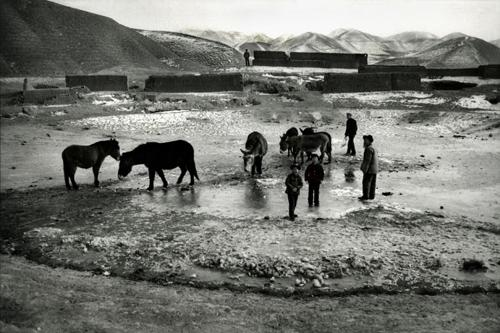 Paesaggio - Gansu
