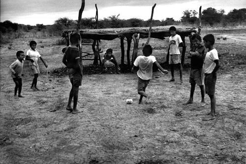 Il gioco del calcio-Santa Maria da Boa Vista-Pernambuco