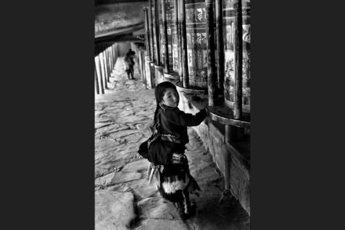 I mulini a Preghiera - Xining - Qinghai