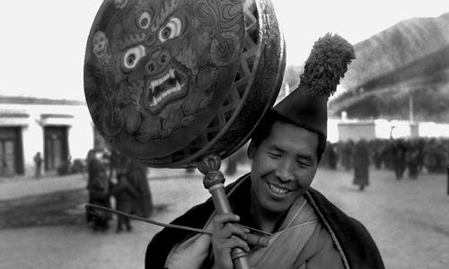 Monaco buddista -Xiah'e - Gansu