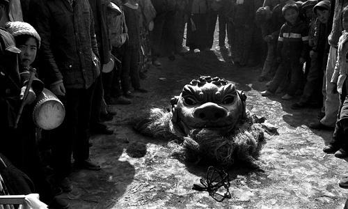 La testa del drago - Tong Yuang - Gansu